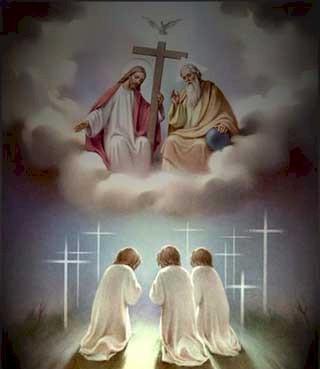 El santo de hoy...María Antonia Bandrés y Elósegui, Beata Santisima-trinidad